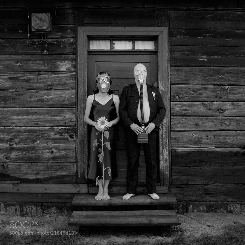 Photograph portrait of a marriage II by Sebastian Luczywo on 500px