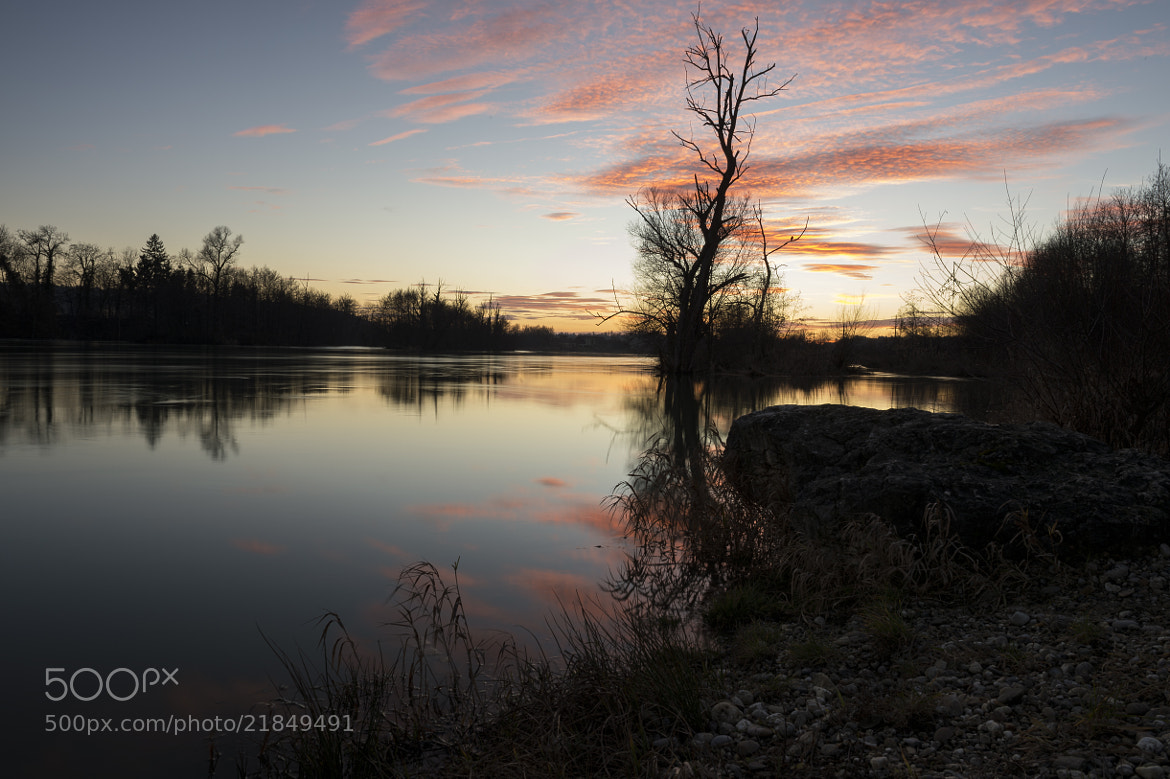 Photograph river reflection by Michel Mayerle on 500px
