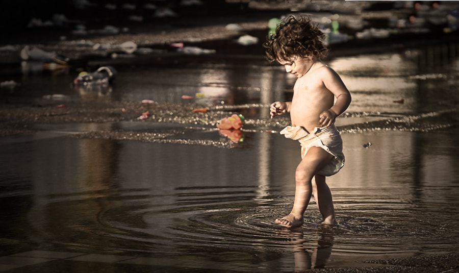 Photograph After The (water) War by Noam Mymon on 500px
