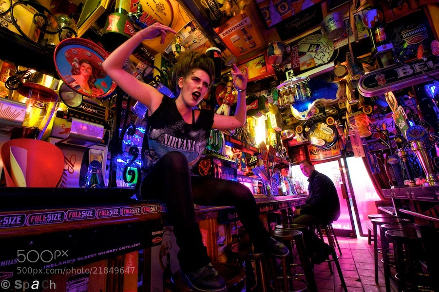 Photograph Pubs by Fred Spach on 500px