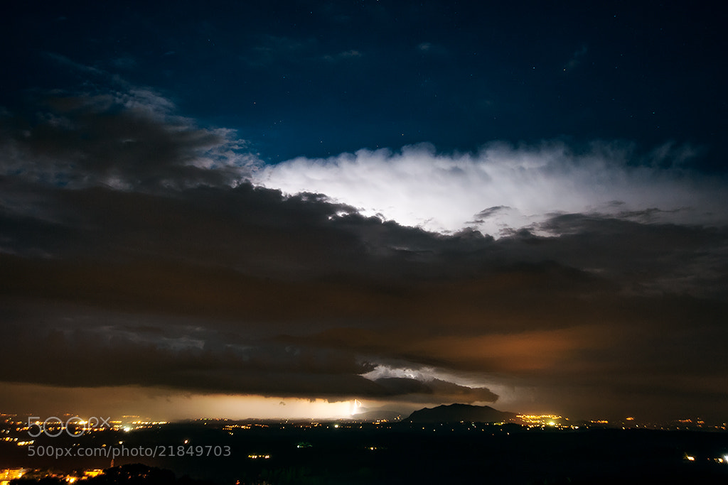 Photograph Storm lighting... by epirrotta on 500px
