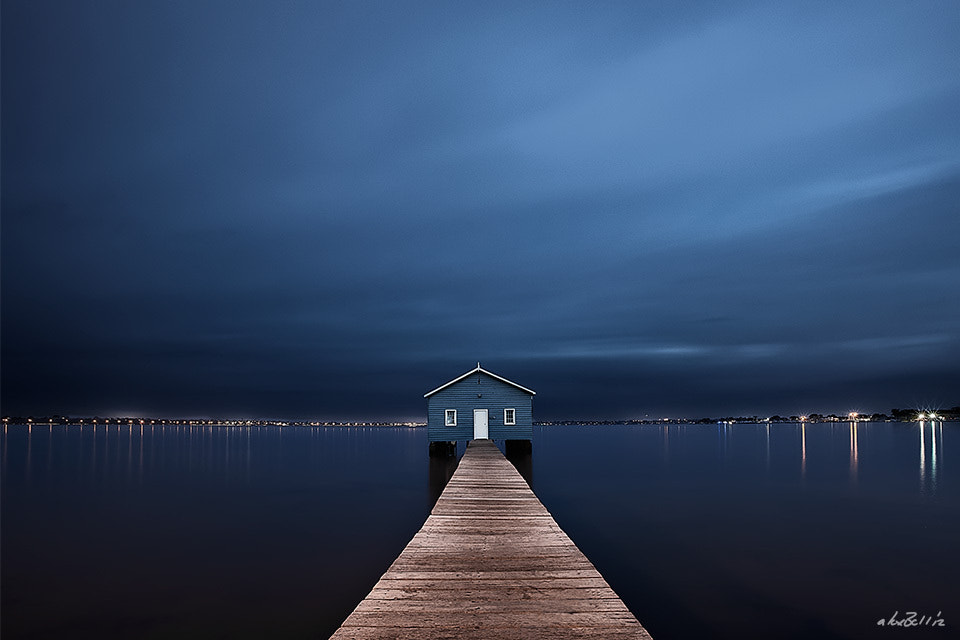 Photograph Crawley Edge Boat House by Alex Bell on 500px