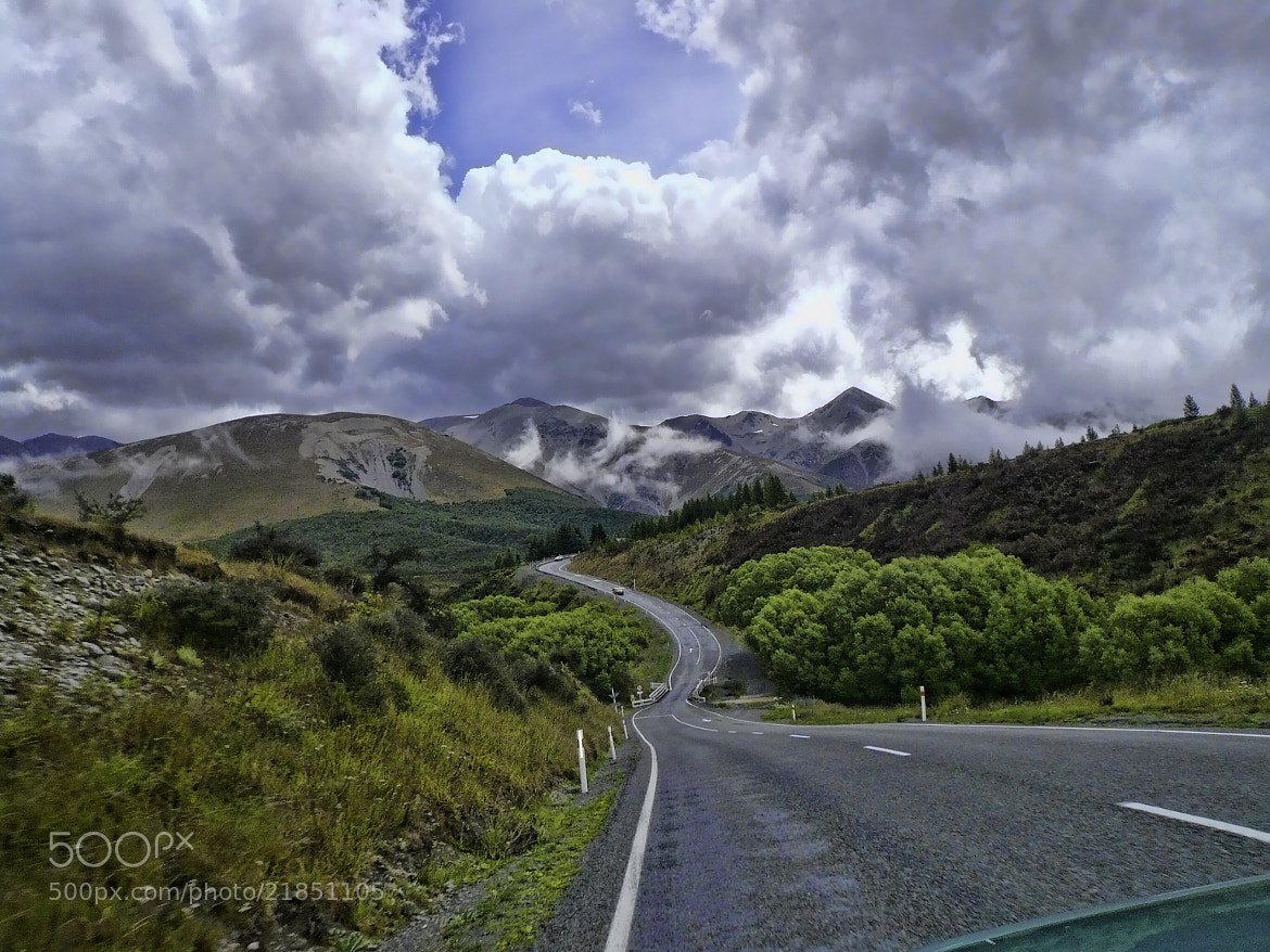 Photograph Driving in NZ by Jose Dey on 500px