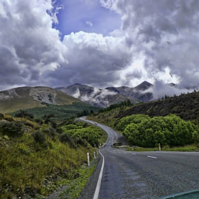 Driving in NZ by Jose Dey (ChemaDey)) on 500px.com