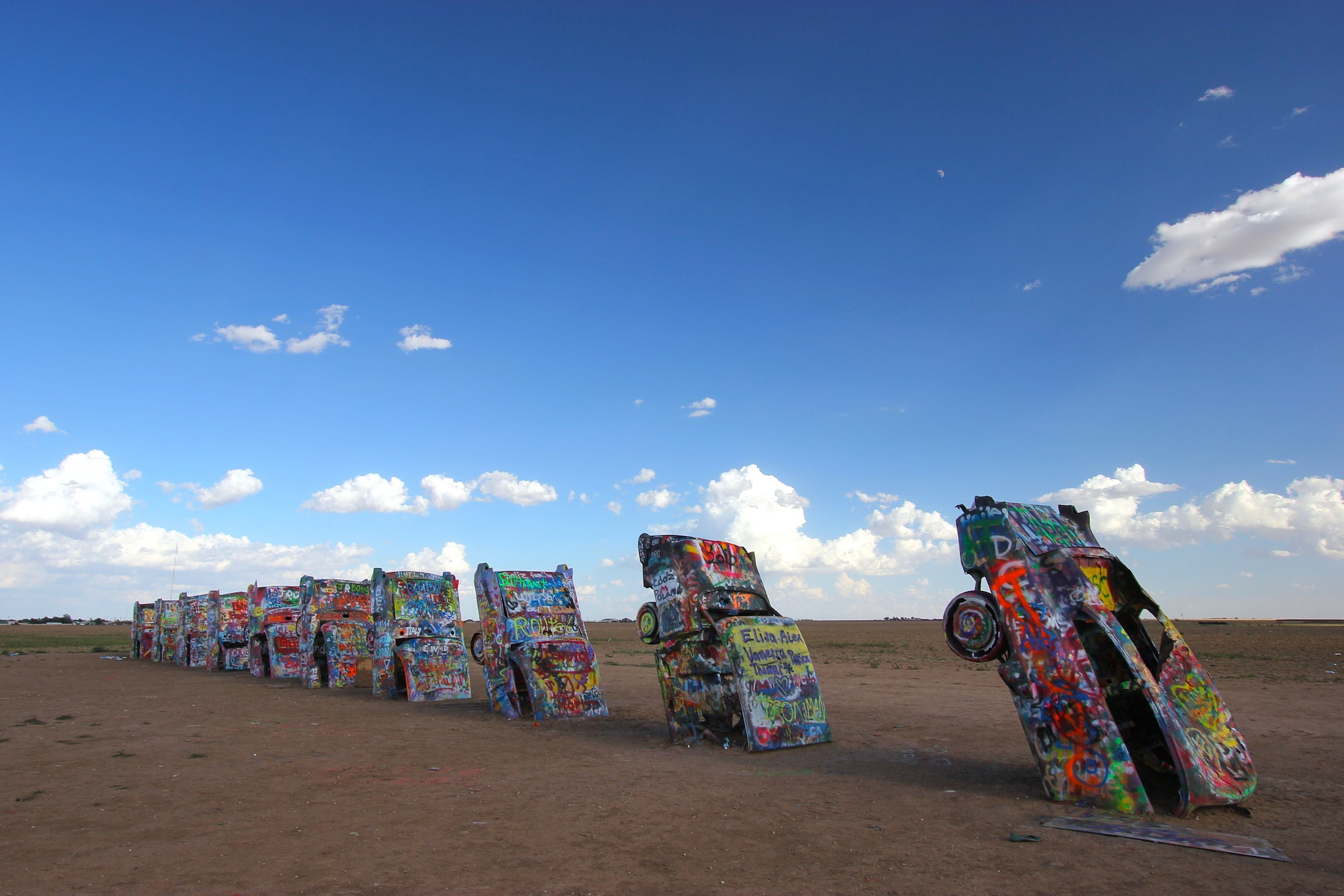 Photograph Cadillac Ranch by Antonio Sierra on 500px