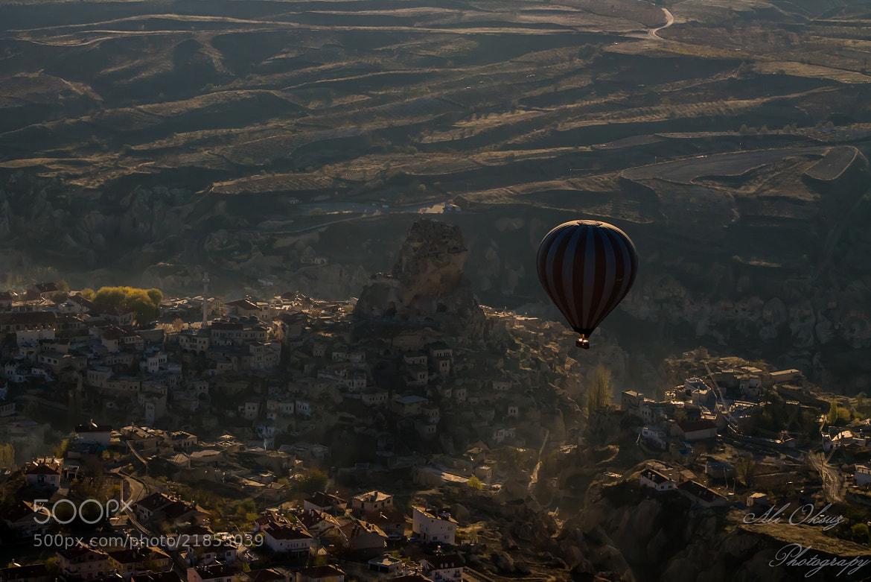 Photograph ballons are flying in cappadocia by Ali Öksüz on 500px