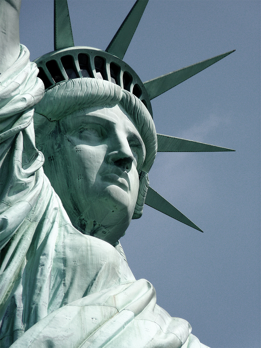 Photograph The Statue of Liberty by G D on 500px