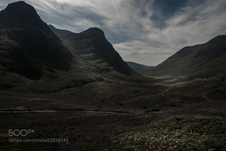 Photograph Glen Coe by Gareth Dennison on 500px