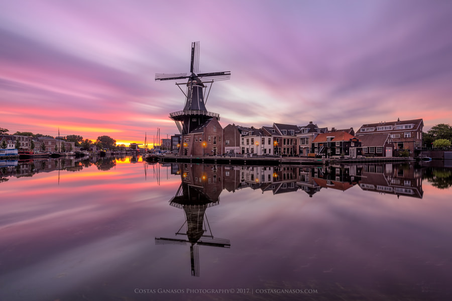 Good morning Haarlem by Costas Ganasos (CG Photography) on 500px.com