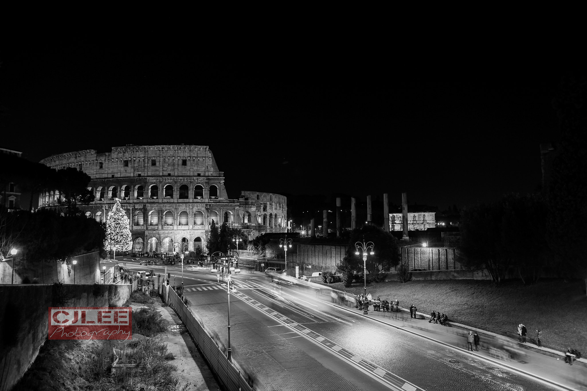 Photograph Colosseum by night by JohnnyLee Chycky on 500px