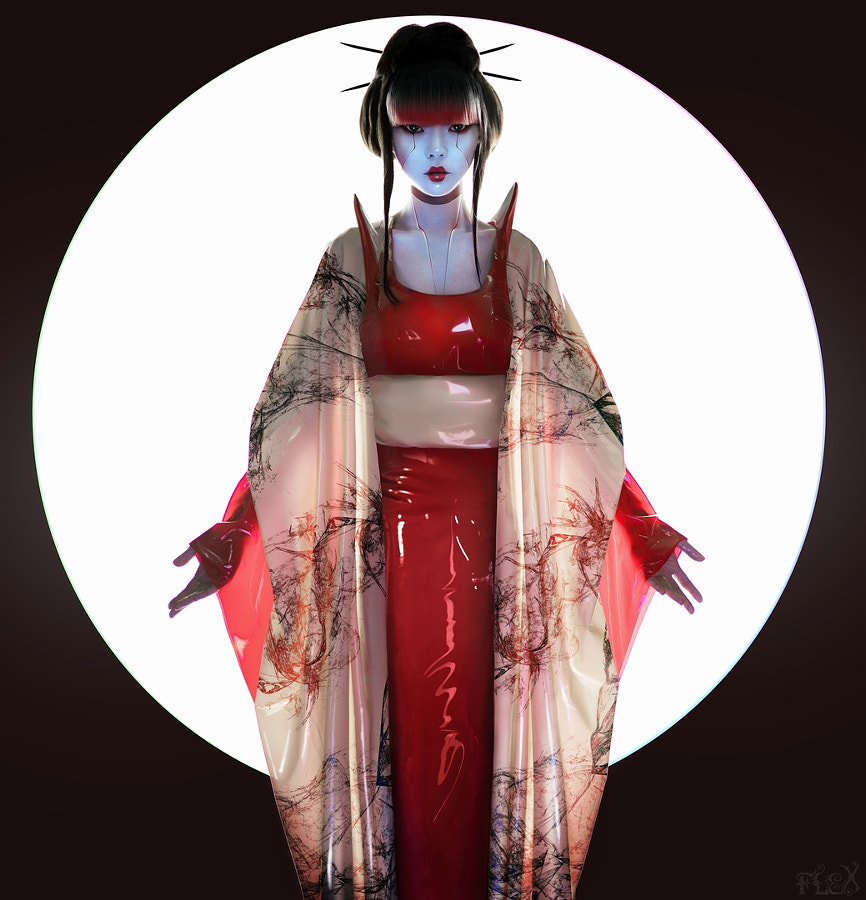 Geisha by Stanislav Istratov on 500px.com