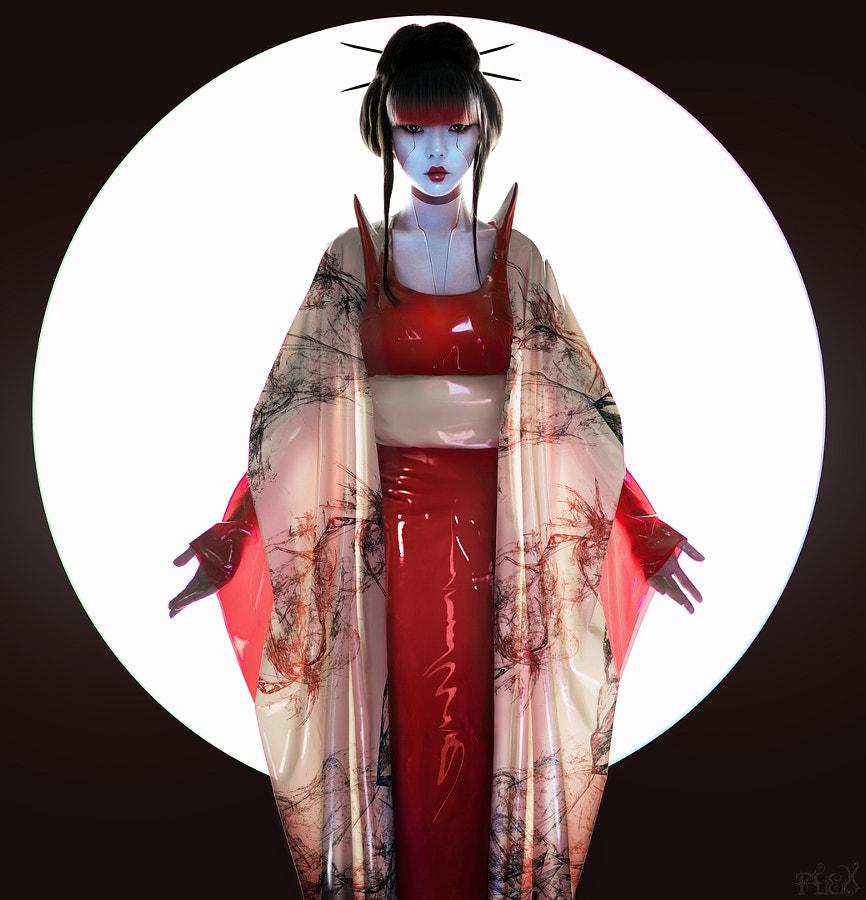 Geisha by Stanislav Istratov on 500px.com