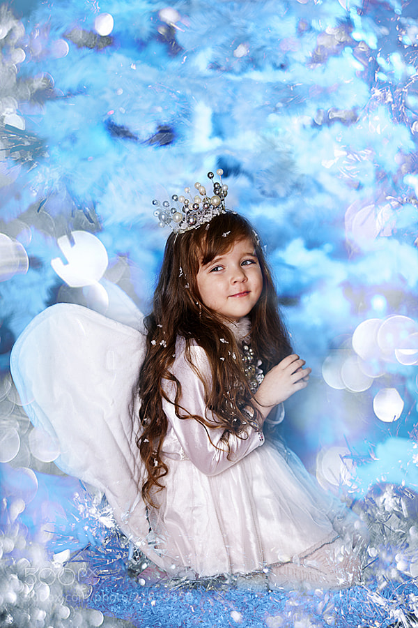 Photograph Christmas angel by Alena Kycher on 500px