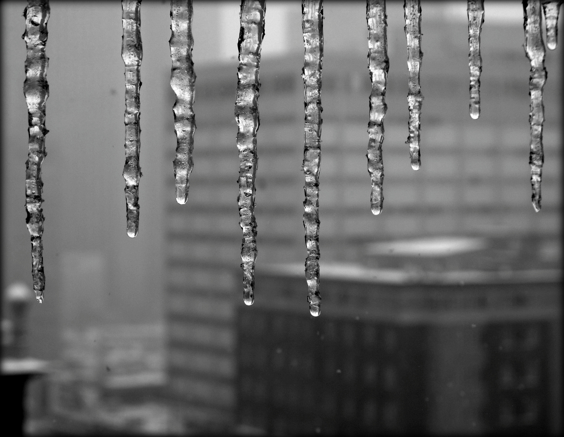 Photograph Icicle City by JC Shamrock on 500px