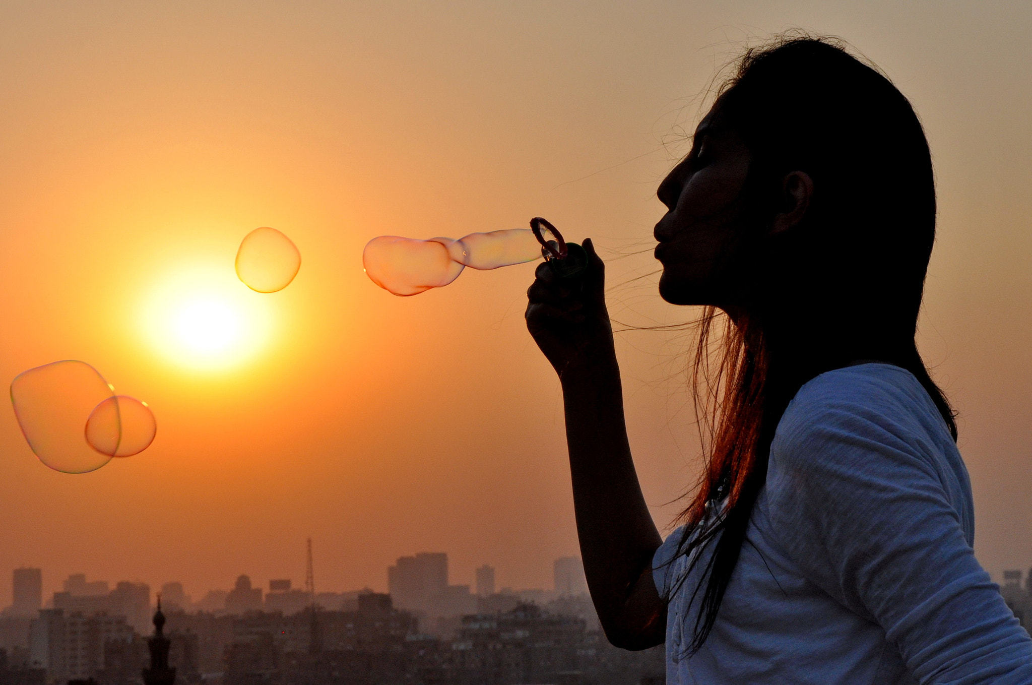 Photograph Sun Bubbles by Ahmed Yaqub on 500px