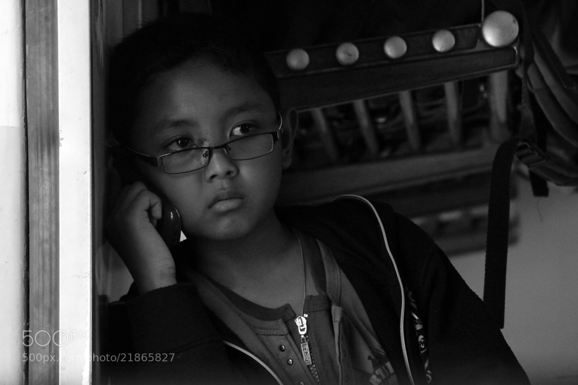 Photograph Daddy's calling by Edo Kurniawan on 500px
