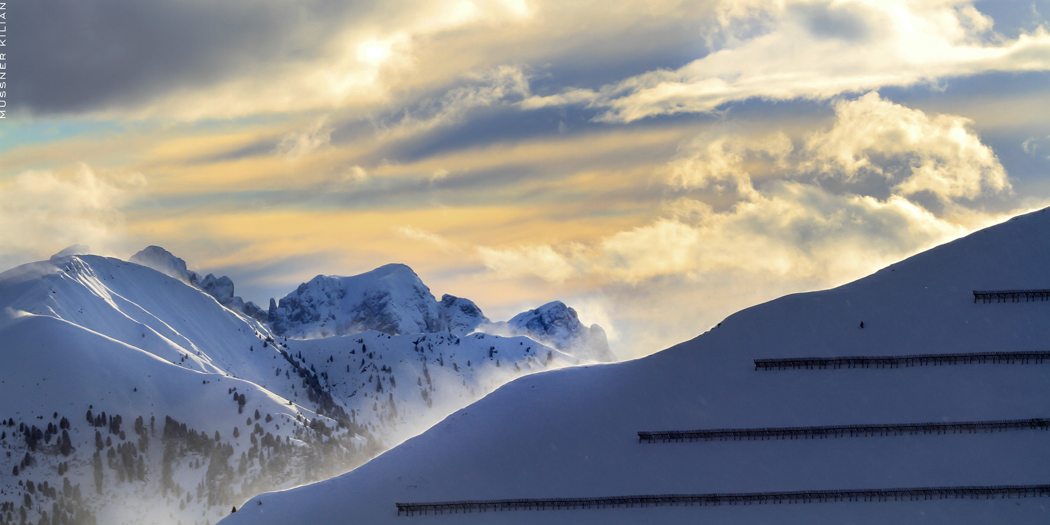 Photograph winter winds by Kilian Mussner on 500px