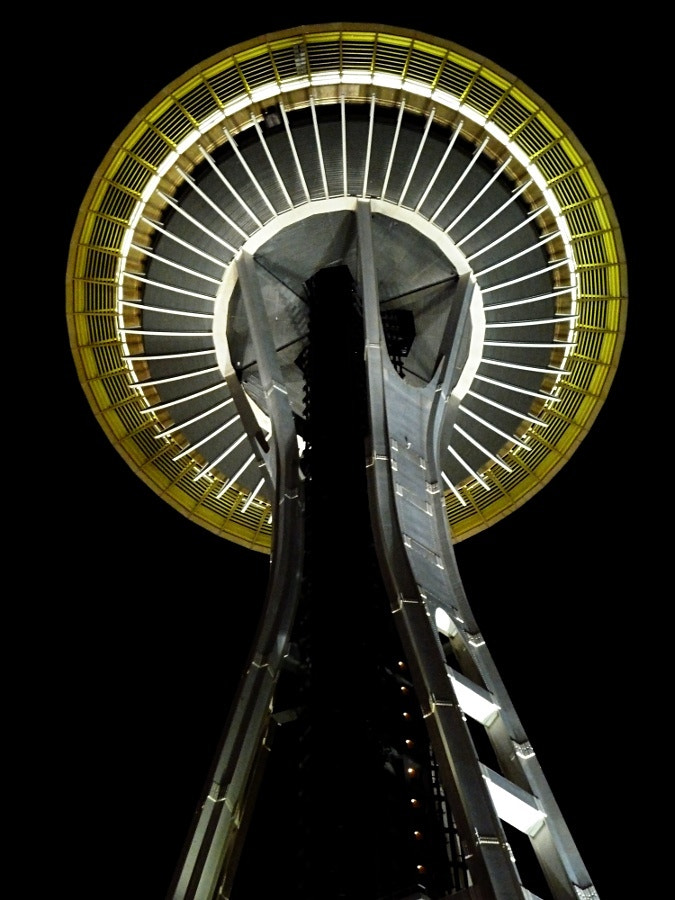 Photograph Space Needle -- Seattle by Frank Dürr on 500px