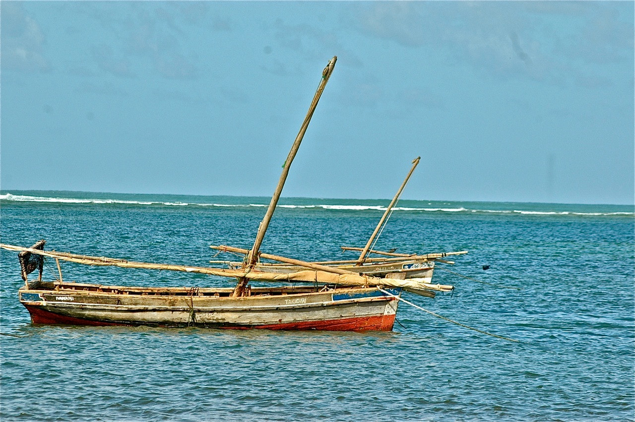 Photograph Malindi Dhows by Rashid Mohamed on 500px