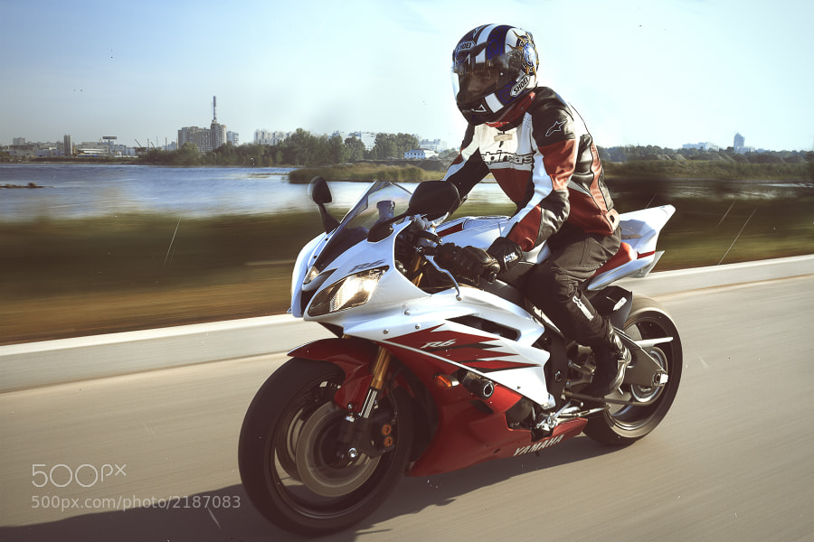 Photograph R6 drive by ARTEM EDINЪ on 500px