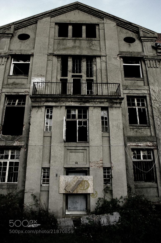 Photograph Lammert Chokolade Fabrik - Urban Exploring by Patrick Girard on 500px