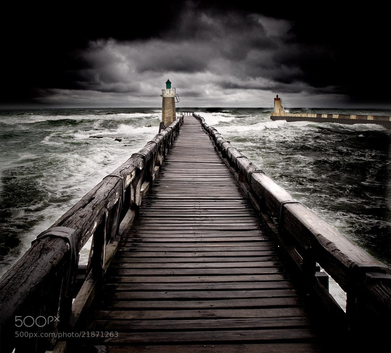 Photograph Faro de Capbreton by Sendoa Portuondo on 500px