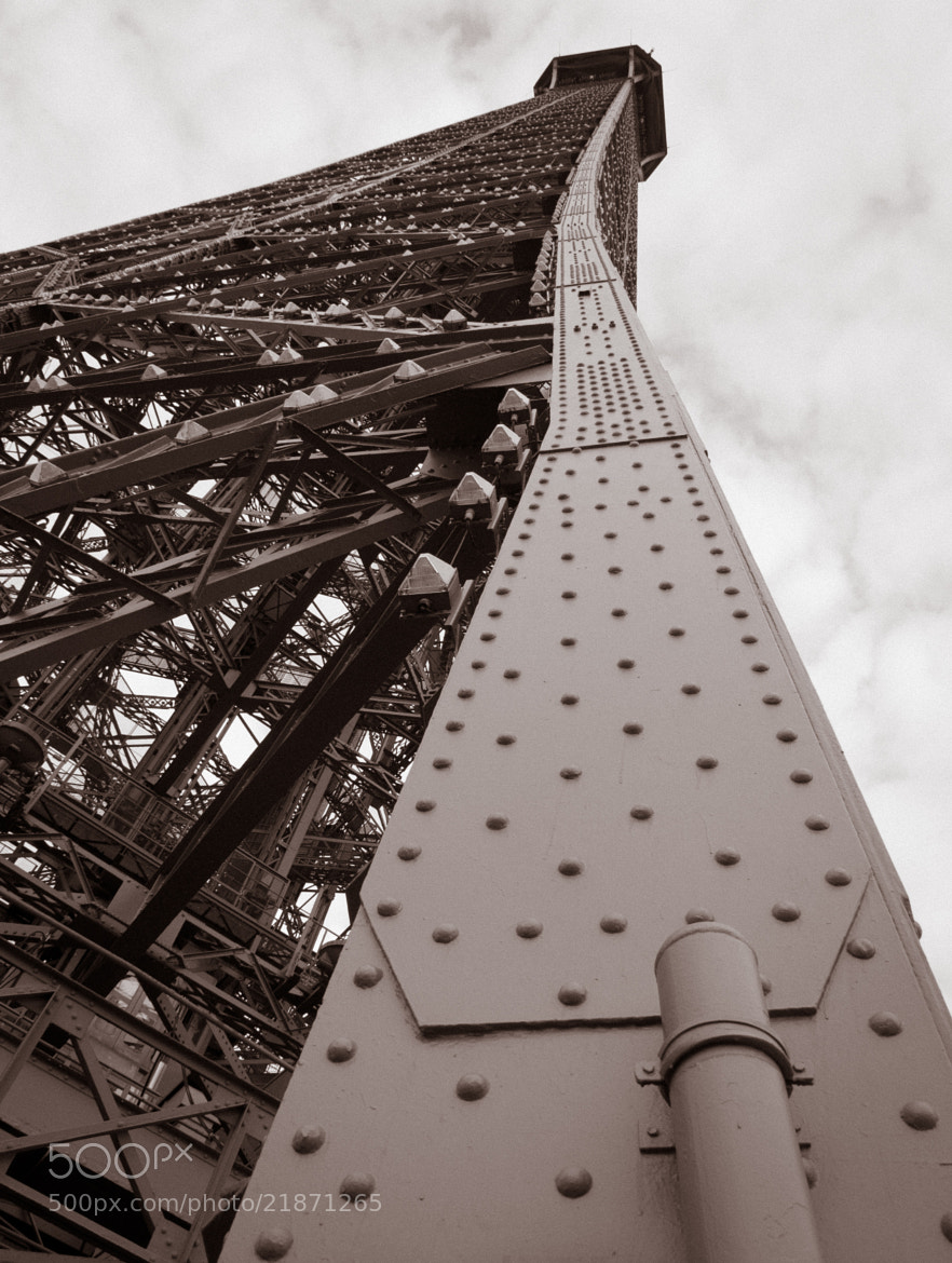 Photograph Torre Eiffel by Sendoa Portuondo on 500px