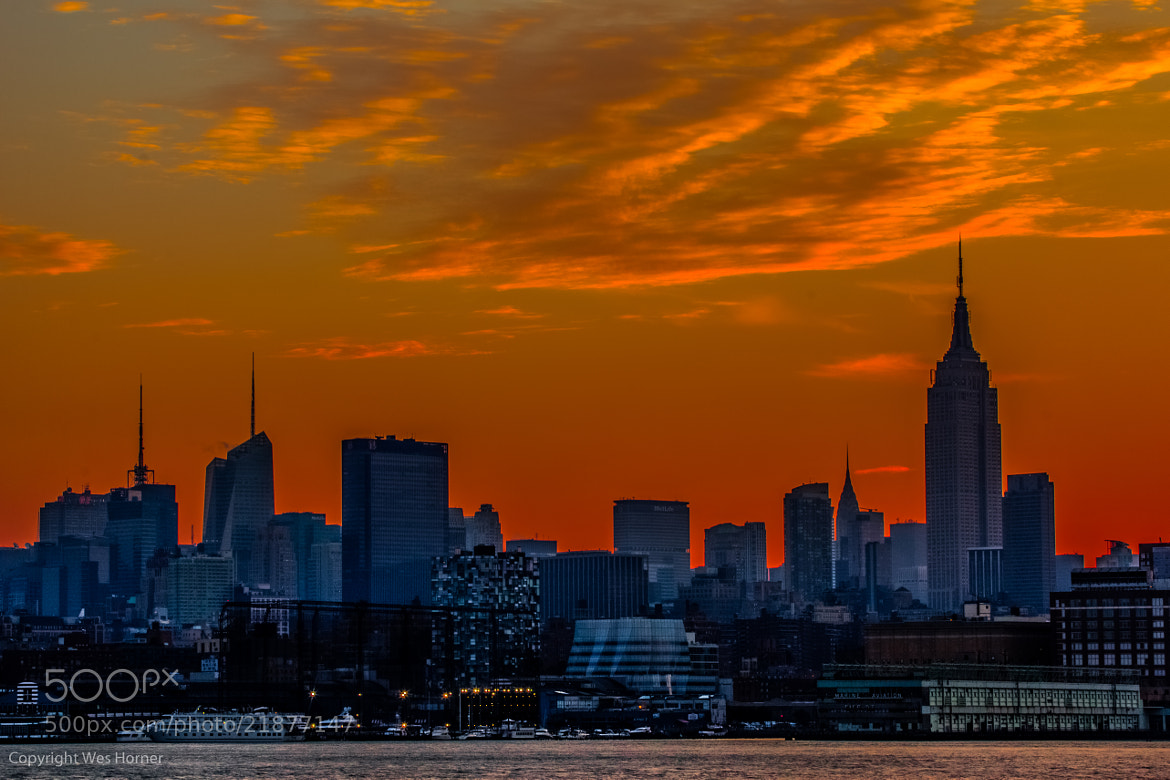 Photograph New York Groove by Wes Horner on 500px