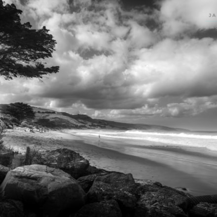 Apollo Bay Monochrome