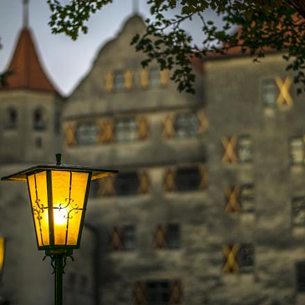 ...il castello...