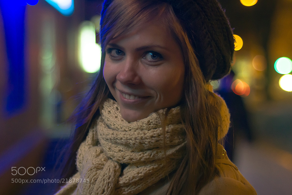 Photograph Natalie 02 by Artiom Sinitsyn on 500px