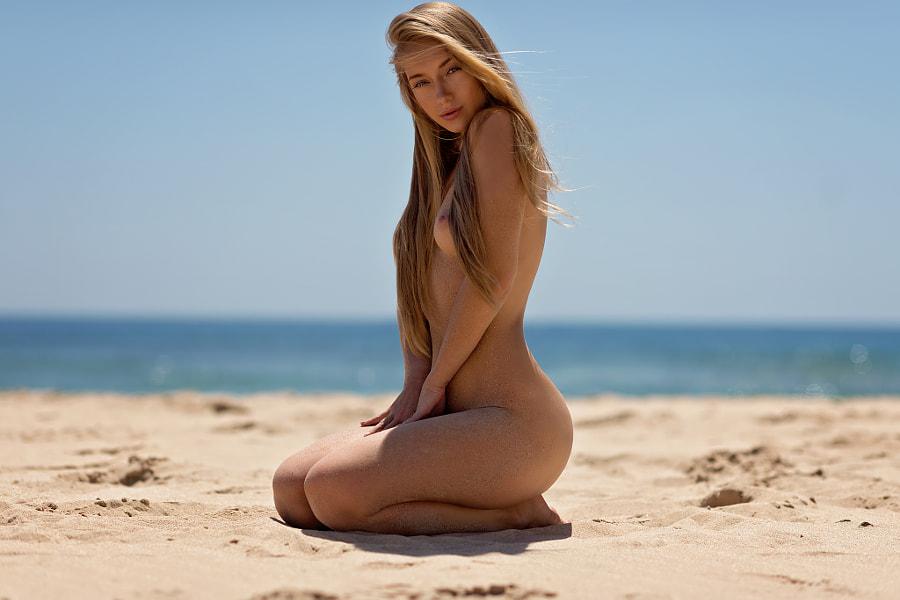 Sandy Beach by Mark Prinz on 500px.com