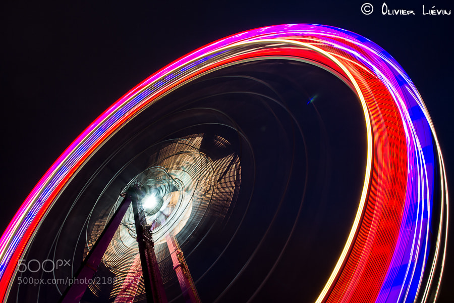 Photograph Big wheel by Olivier Liévin on 500px