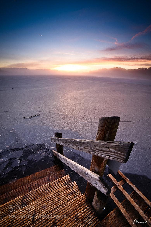 Photograph Stairway by Alexander Derenbach on 500px