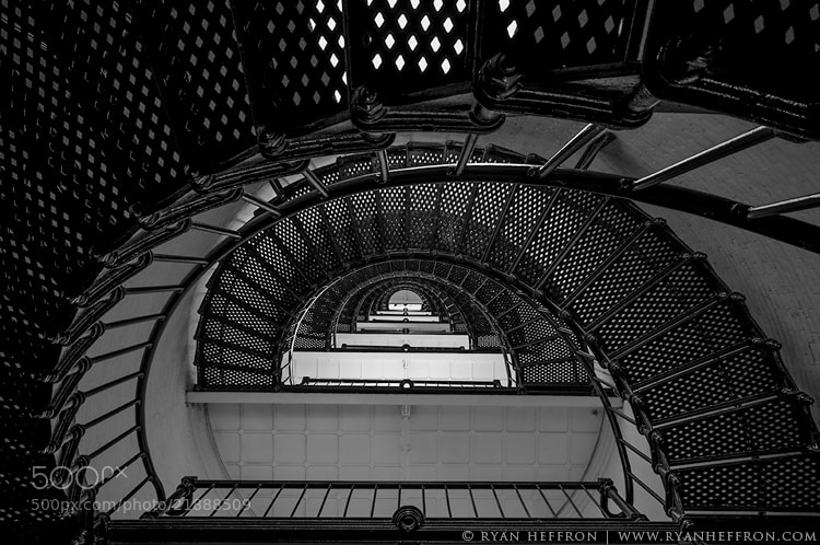 Photograph Spiral by Ryan Heffron on 500px