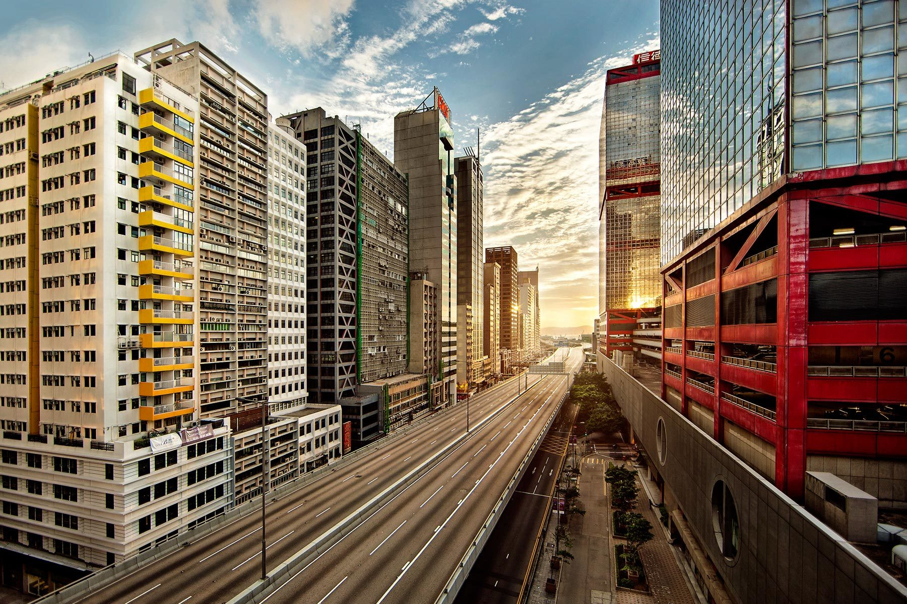 Photograph Connaught Road, Hong Kong by Glenn Meling on 500px