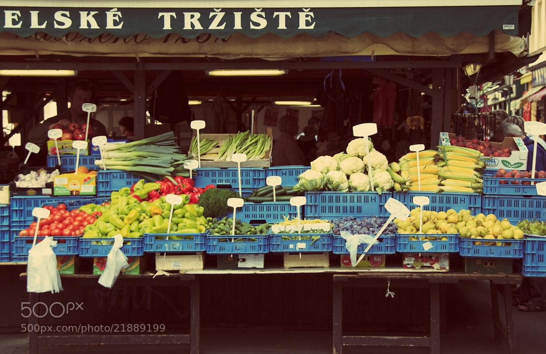 Photograph Elske Trziste by Davide Rostirolla on 500px