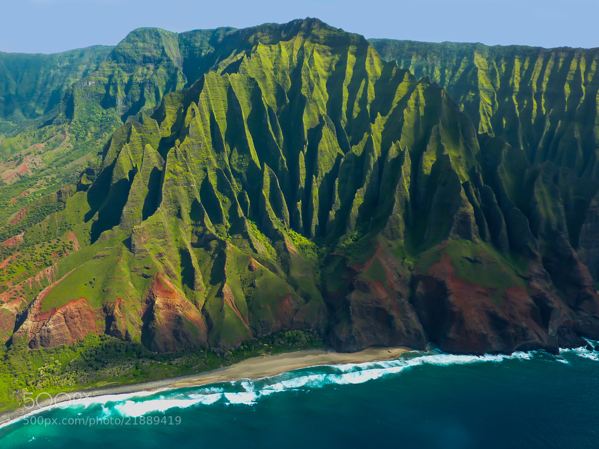 Photograph Na Pali by James Johns on 500px
