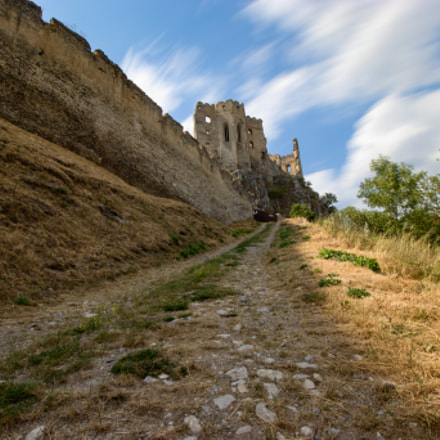 Castle Beckov