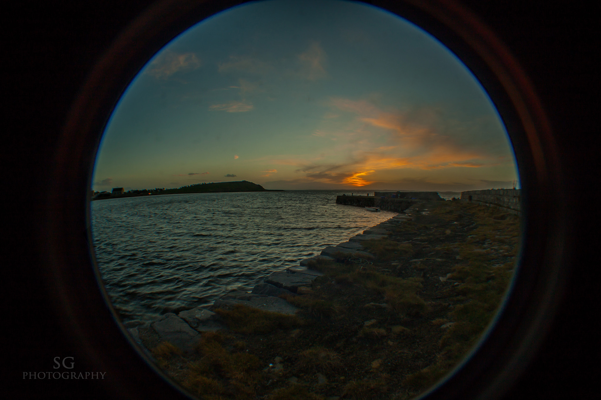 Photograph Through the Porthole by Sumo Gray on 500px