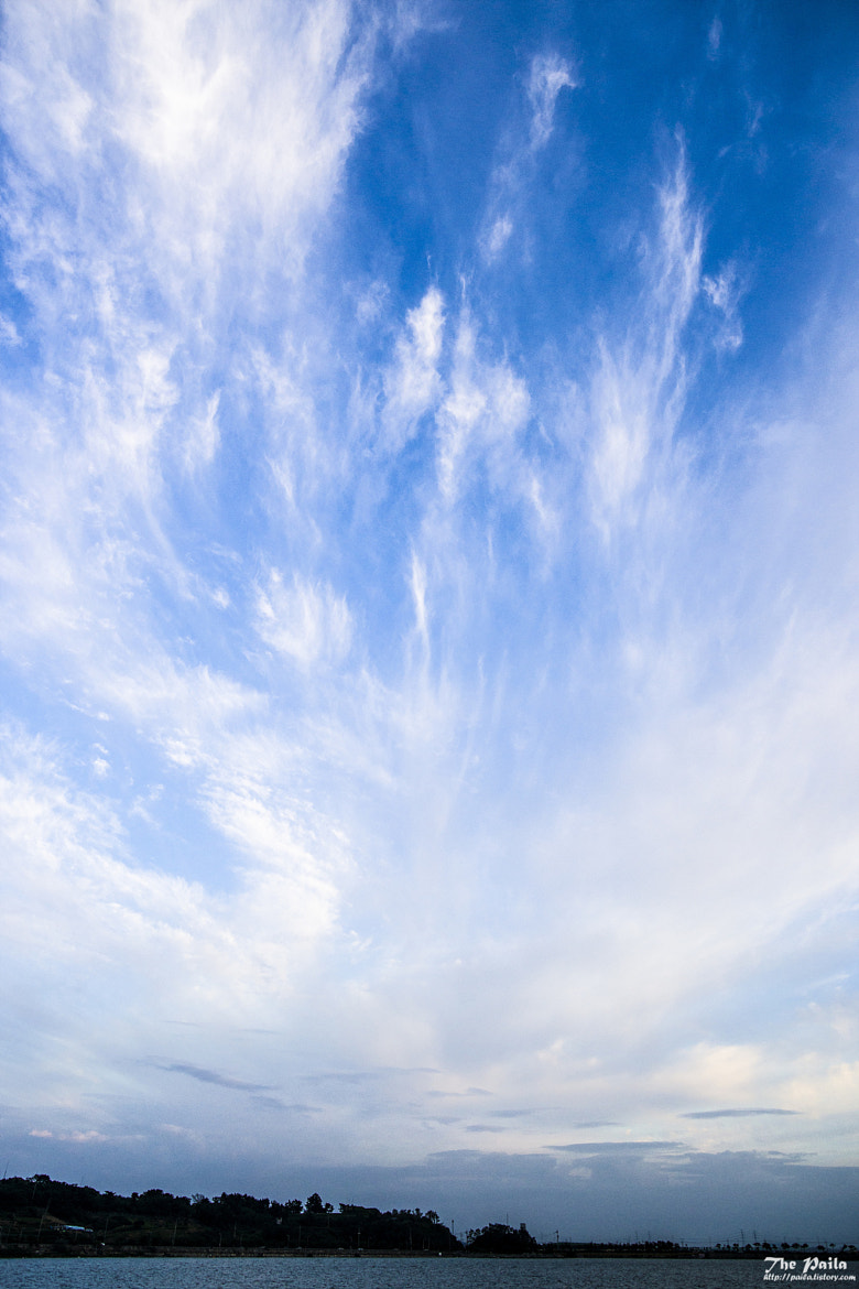 Photograph Cloud rise by Yunho Jung on 500px
