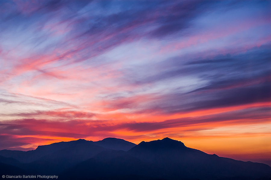 Photograph Park of Monte Cucco by Giancarlo Bartolini on 500px