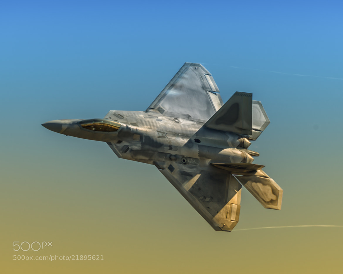 Photograph F22 Raptor by DogStarPics  on 500px
