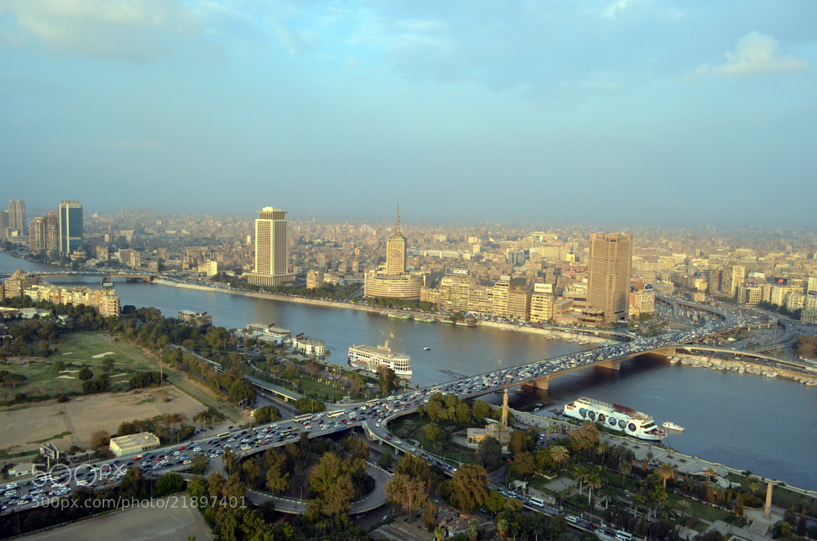 Photograph Cairo traffic by ionutmarcel on 500px