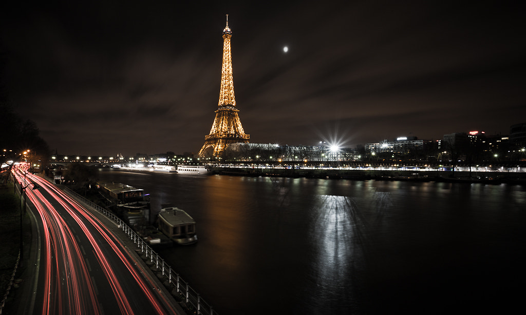 Photograph Midnight In Paris by Adeline Fuchs on 500px
