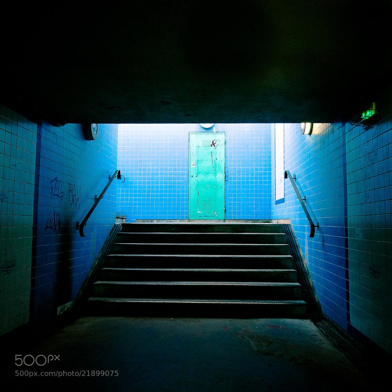 Photograph underground by Eric Vermeil on 500px