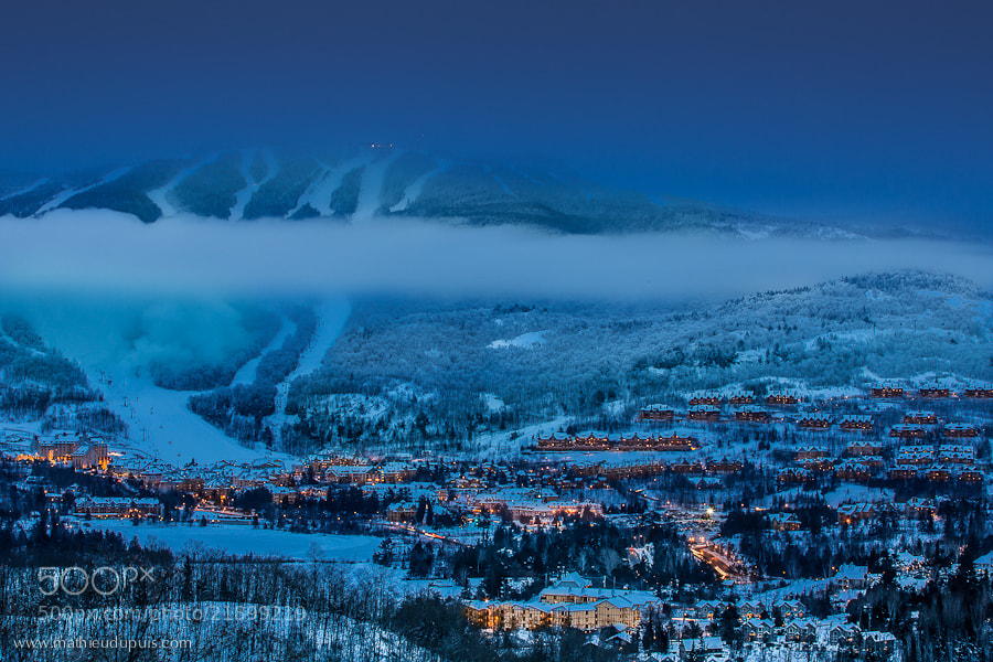 Photograph Tremblant by Mathieu Dupuis on 500px