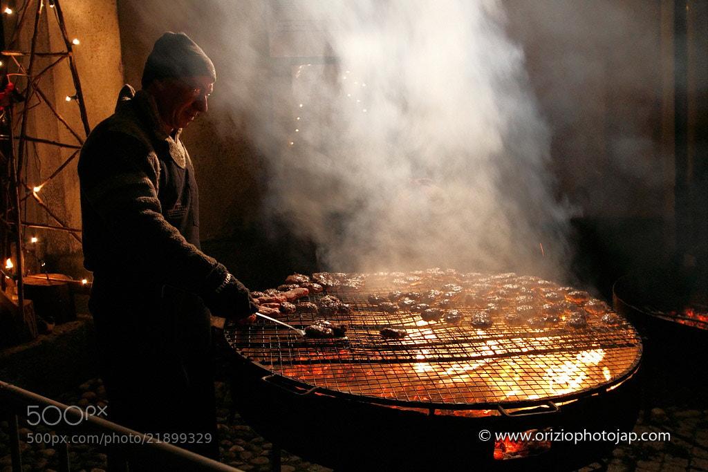 Photograph barbecue by Pierangelo Orizio on 500px