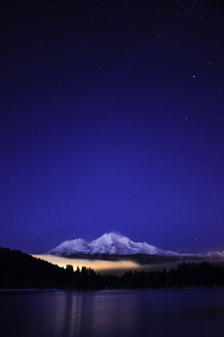 Photograph Mind of its Own (Mount Shasta) by Eric Leslie on 500px