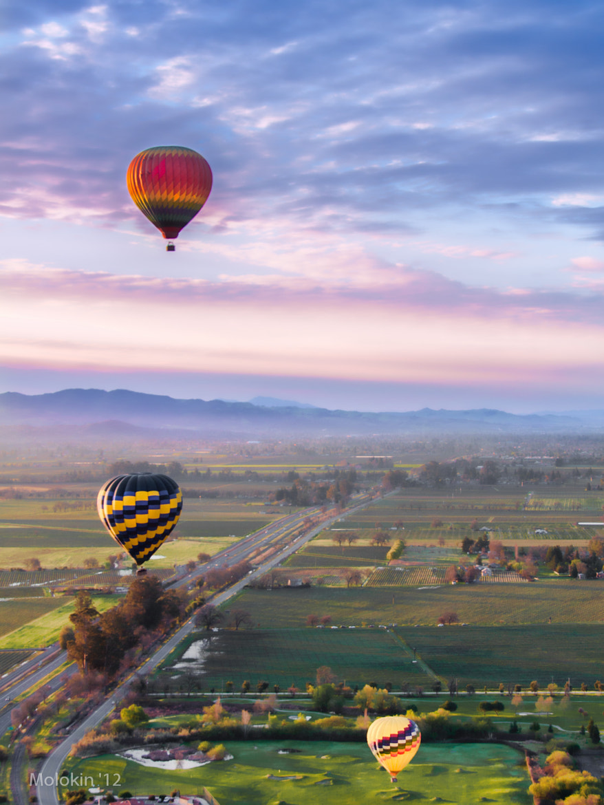 Photograph Full of Hot Air by A. Molokin on 500px